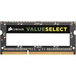 Оперативная память Corsair Value Select 8GB DDR3 SO-DIMM PC3-12800 (CMSO8GX3M1A1600C11)