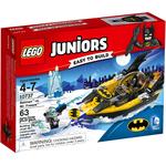 Конструктор LEGO Бэтмен против Мистера Фриза 10737