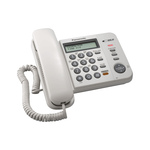 Проводной телефон Panasonic KX-TS2358 белый