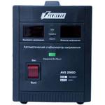 Стабилизатор напряжения Powerman AVS 2000D Black