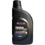 Моторное масло Hyundai/KIA Premium Gasoline SL/GF-3 5W20 1л (05100-00121)
