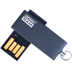 8GB USB Drive GOODRAM CUBE Graphite (UCU2-0080E0R11)