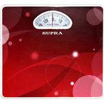 Весы напольные Supra BSS-4060 белый/рисунок