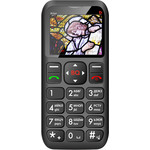 Мобильный телефон BQ-Mobile Arlon Black/Green [BQM-1802]