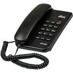 Проводной телефон RITMIX RT-320 Black