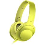 Наушники Sony MDR-100AAP Yellow