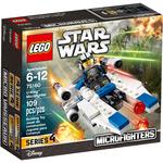 Конструктор LEGO Микроистребитель типа U 75160