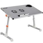 Подставка для охлаждения ноутбука CROWN CMLS-101 Silver