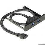 Панель для вывода USB3.0 портов в 3.5