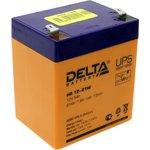 Аккумулятор Delta HR12-21W (12V, 5Ah)
