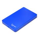 Бокс для жесткого диска Gembird EE2-U2S-40P-B Blue