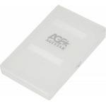 Бокс для жесткого диска AgeStar SUBCP1 White