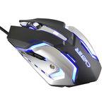 Мышь Oklick 855G (GM-08M) черный/серый