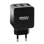 Сетевое зарядное устройство Ginzzu GA-3315UB
