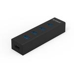 Хаб USB Orico H4013-U3-BK