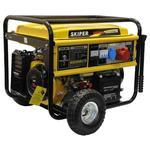 Бензиновый генератор Skiper LT8000EB-ATS