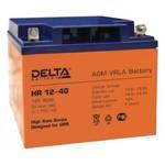 Аккумулятор Delta DTM 1240L (12V, 40Ah)