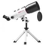 Телескоп Veber 400/80 Az White