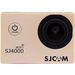 Экшн-камера SJCAM SJ4000 золотистый