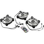 Вентилятор 120mm ID-Cooling SF-12025-RGB TRIO (Three Pack)