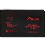 Аккумулятор для ИБП Powerman CA1270/UPS (12В/7 А·ч)