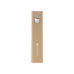 Внешний аккумулятор CANYON CNE-CSPB26GO (USB 1A, 2600mAh, Li-Ion>