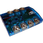 Хаб USB Orient 007PS(N)