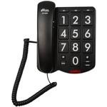 Проводной телефон RITMIX RT-520 Black