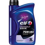 Трансмиссионное масло Elf Tranself SYN FE 75W-140 1л