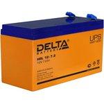 Аккумулятор Delta HRL12-7.2 (12V, 7.2Ah)