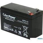 Аккумулятор CyberPower DJW12-9.0(L) (12V, 9Ah)