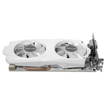 Видеокарта KFA2 GeForce GTX1050Ti EX OC White GDDR5 (50IQH8DVP1WK)