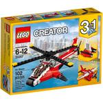 Конструктор LEGO Красный вертолёт 31057