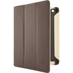 Чехол для планшета Belkin Tri-fold Folio for Samsung Galaxy Note 10.1 (F8M457vfC01) Brown