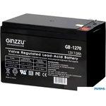 Аккумулятор Ginzzu GB-1270