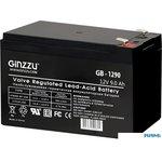 Аккумулятор Ginzzu GB-1290