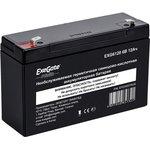 Аккумулятор Exegate EXG6120 (6V, 12Ah)