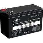Аккумулятор Exegate EXG1275 (12V, 7.5Ah)