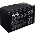 Аккумулятор Sven SV12-12/SV12120 (12V,12Ah)