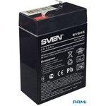 Аккумулятор Sven SV645 (6V, 4.5Ah)
