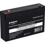 Аккумулятор Exegate EXG672