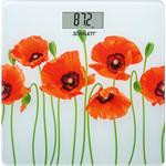 Напольные весы Scarlett SC-BS33E074 маки