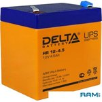 Аккумулятор Delta HR 12-4.5 (12V, 4.5Ah)