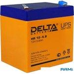 Аккумулятор Delta HR 12-5 (12V, 5Ah)