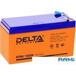 Аккумулятор Delta DTM 1209 (12V, 8.5Ah)
