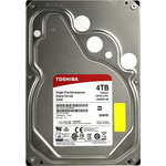 Жесткий диск 4000Gb Toshiba HDWE140UZSVA