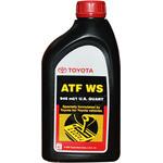 Трансмиссионное масло Toyota ATF WS (08886-81210) 1л