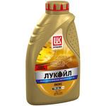 Моторное масло Лукойл Люкс полусинтетическое API SL/CF 5W-40 1л