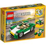 Конструктор LEGO Зелёный кабриолет 31056