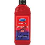 Трансмиссионное масло Comma EP85W-140 GL-5 1л